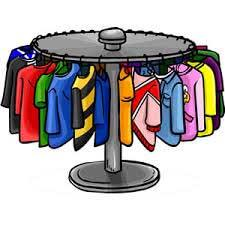 Clothing Donations Accepted