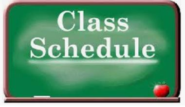 Student Schedules During School Closure and Important Info!