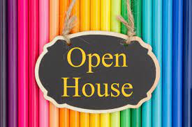 Open House - August 29, 4:00-6:00