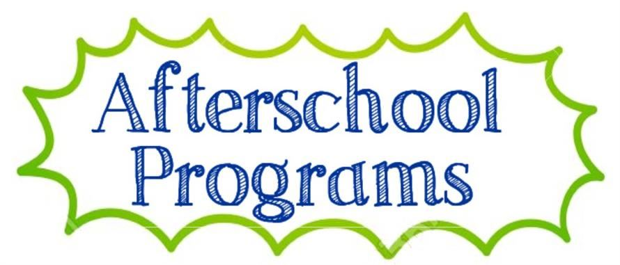 New TMS Afterschool Programs beginning Feb. 13th.
