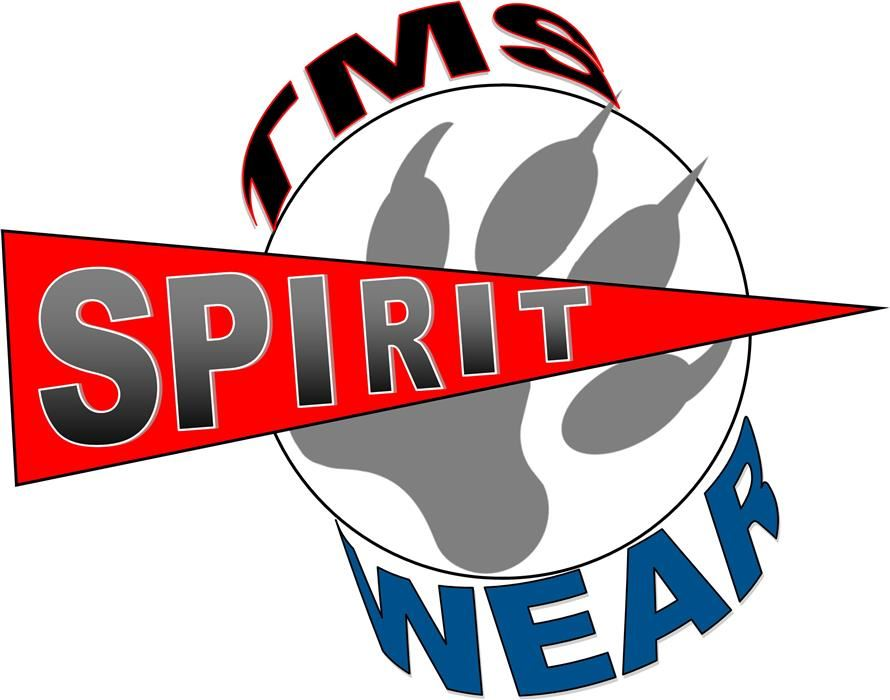 TMS Spirit Wear Available