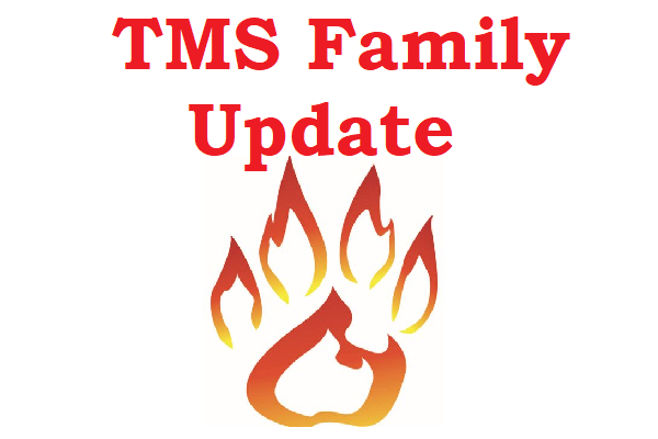 TMS Family Update: January 15, 2021