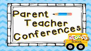Fall Parent-Teacher Conferences November 5-9