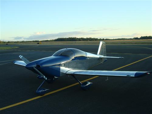 My RV-6A
