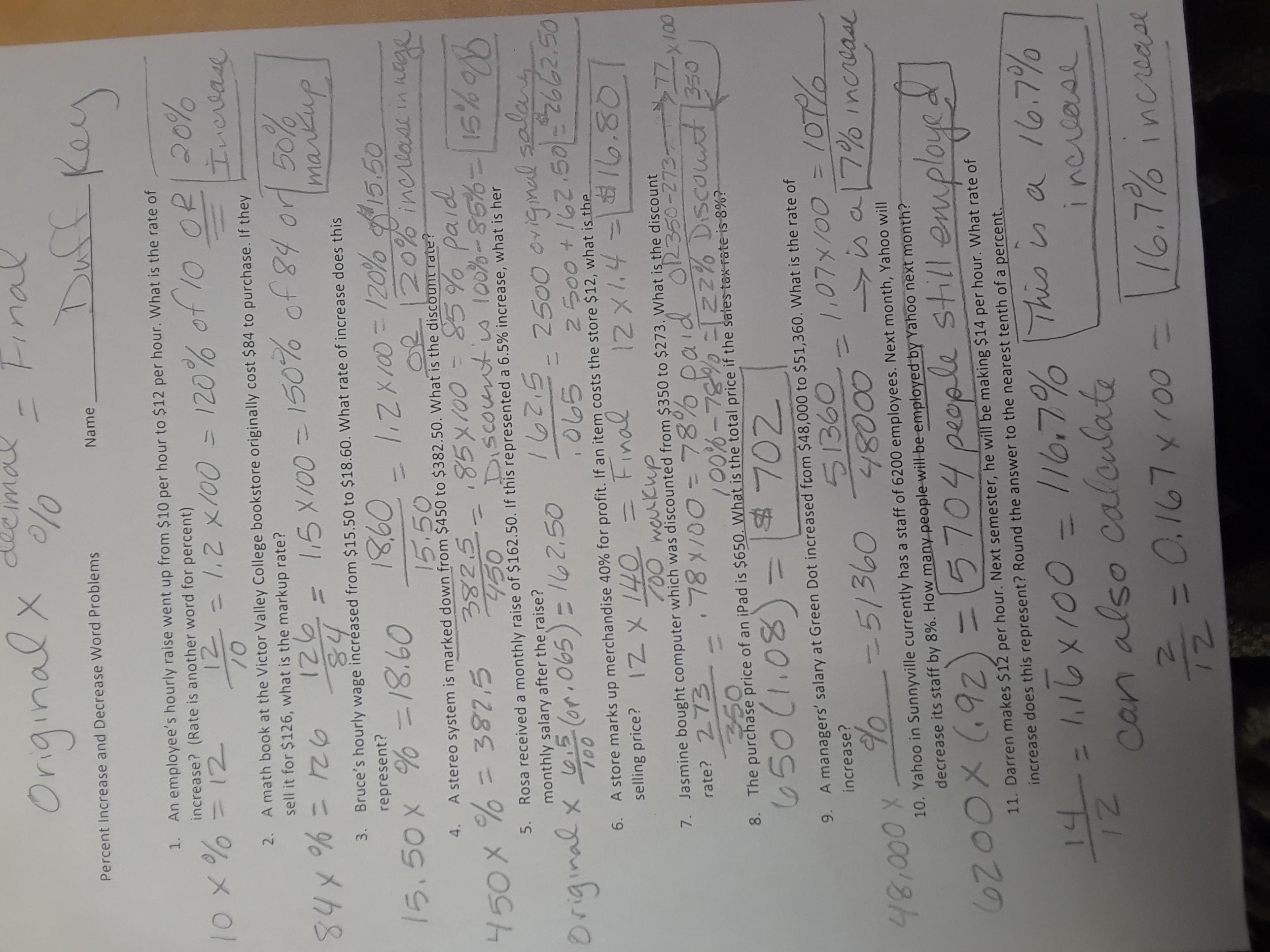 Duff, Gigi / Math 7 Periods 3, 5, 6
