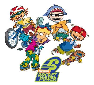 ROCKET POWER!