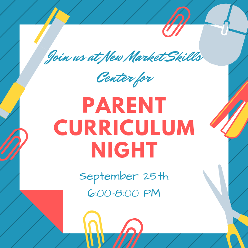 Parent Curriculum Night