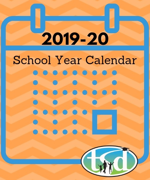 2019-20 School Year Calendar is Available