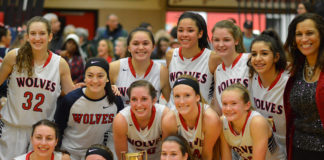 Black Hills High School Girls Basketball Team Makes School History!