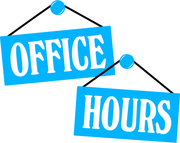 District Office Hours