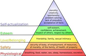 Maslow's Heirarchy