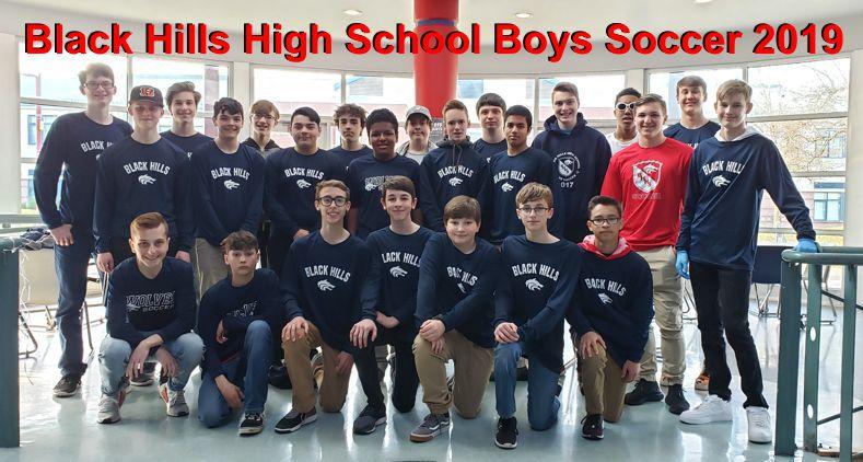 BHHS Boys Soccer 2019