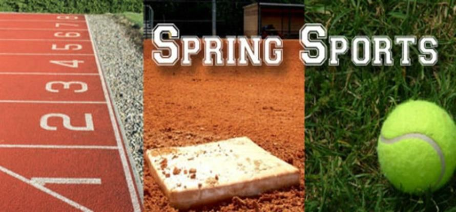 Spring Sports Start March 2nd