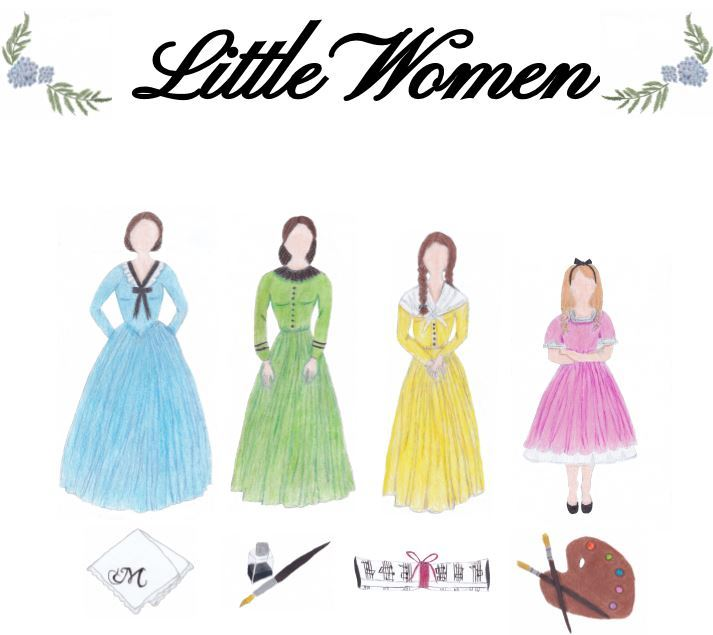 LITTLE WOMEN presented by Tumwater Theater Company