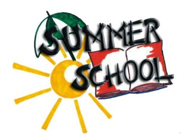 SUMMER SCHOOL ~ SAVE THE DATE! MORE DETAILS TO FOLLOW
