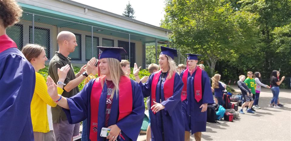 Tumwater Hill Elementary / THE Homepage
