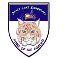 Black Lake Elem Logo